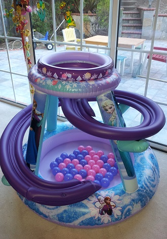 Chatterbox for Ball pits near me